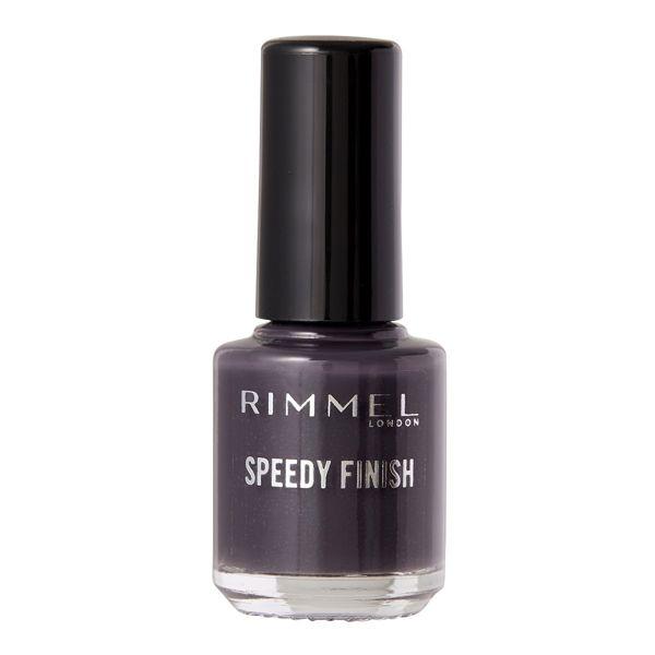 ヴィヴィッドな発色が美しいリンメル『スピーディ フィニッシュ N 113 グレイッシュパープル』をご紹介に関する画像4