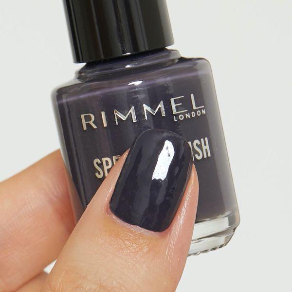 ヴィヴィッドな発色が美しいリンメル『スピーディ フィニッシュ N 113 グレイッシュパープル』をご紹介に関する画像7