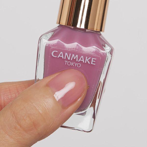 CANMAKE(キャンメイク)『ファンデーションカラーズ 02 ラベンダーピンク』の使用感をレポに関する画像7