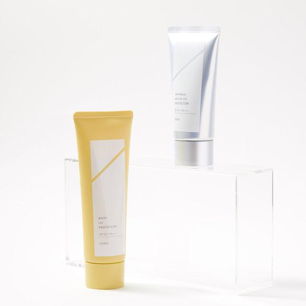ORBIS(オルビス)『リンクルホワイト UV プロテクター』の使用感をレポ!に関する画像1