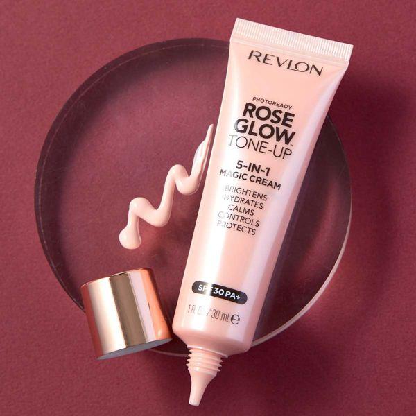 REVLON(レブロン)『フォトレディ ローズ グロウ トーンアップ クリーム 001 ライトピンク』の使用感をレポ!に関する画像1