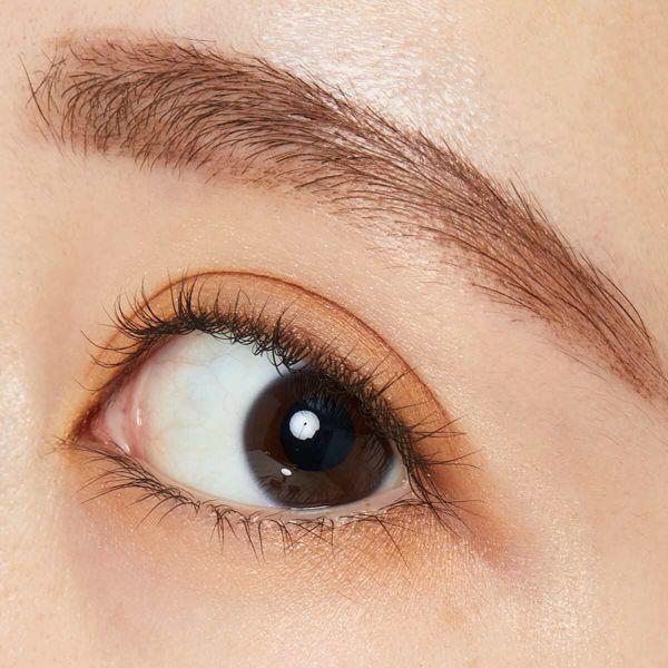 KATE(ケイト)『デザイニングブラウンアイズ BR-3 オレンジブラウン』の使用感をレポに関する画像12