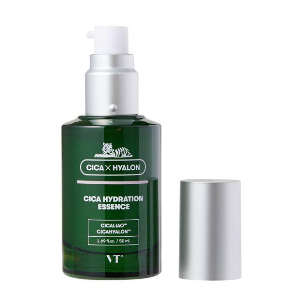 VT cosmetics(ブイティ コスメティック)『シカハイドレーション エッセンス』の使用感をレポに関する画像14