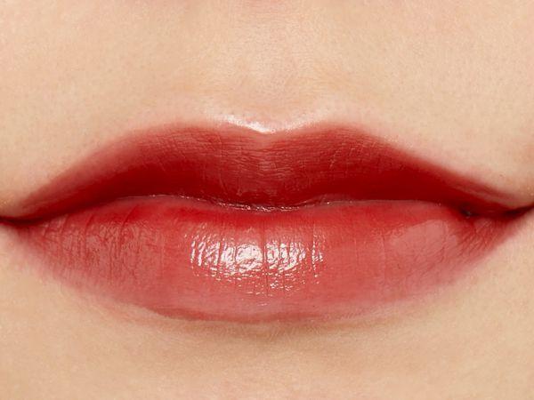 AURORA KITTY(オーロラキティ)『ピーチクリームリップ #104 ストロベリースノーキス』の使用感をレポ!に関する画像8
