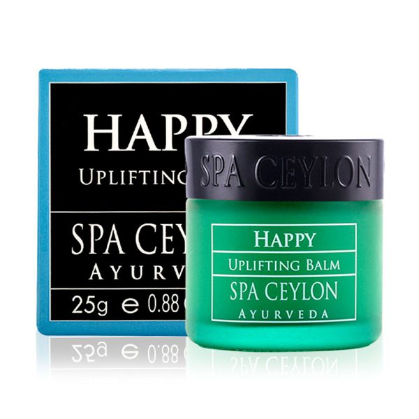 SPA CEYLON(スパセイロン)『ハッピー バーム』の使用感をレポに関する画像1