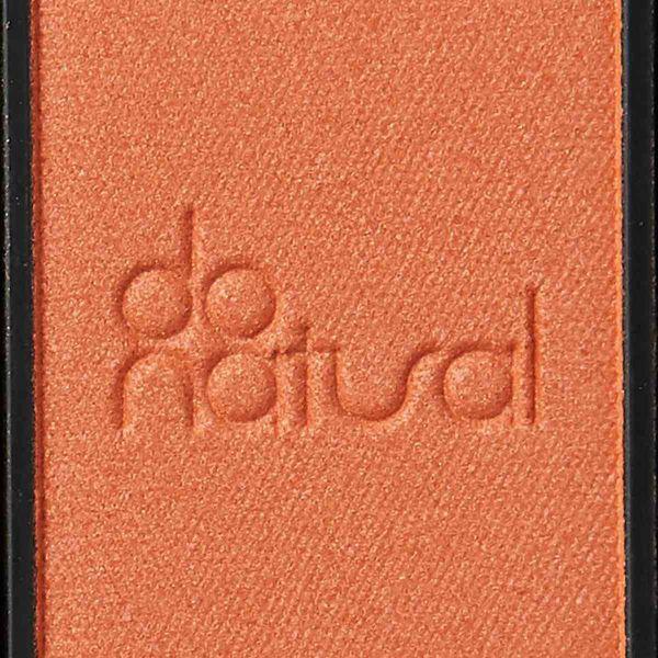 do natural(ドゥーナチュラル)『ブルーミング チーク OR02 オレンジ系』の使用感をレポに関する画像10
