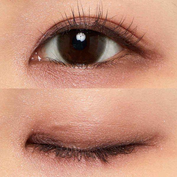 do natural(ドゥーナチュラル)『コーディネート アイ カラー BR/PK01 ブラウン&ピンク』の使用感をレポに関する画像8