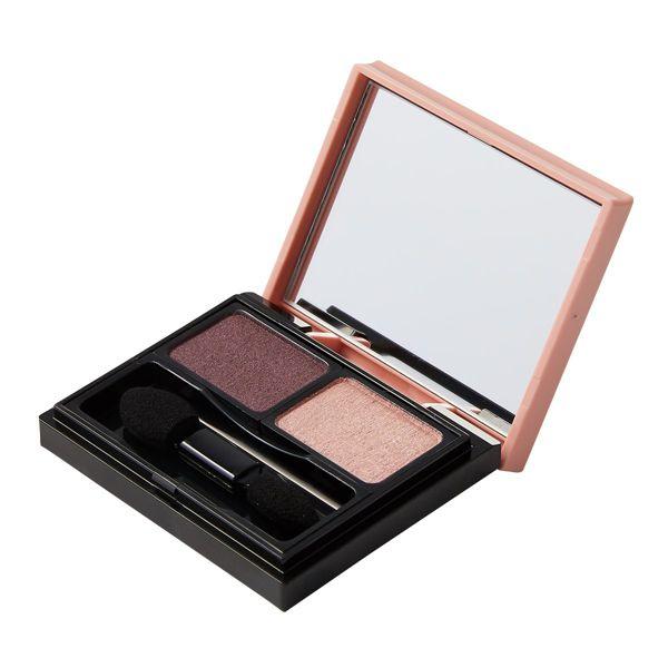 do natural(ドゥーナチュラル)『コーディネート アイ カラー BR/PK01 ブラウン&ピンク』の使用感をレポに関する画像4
