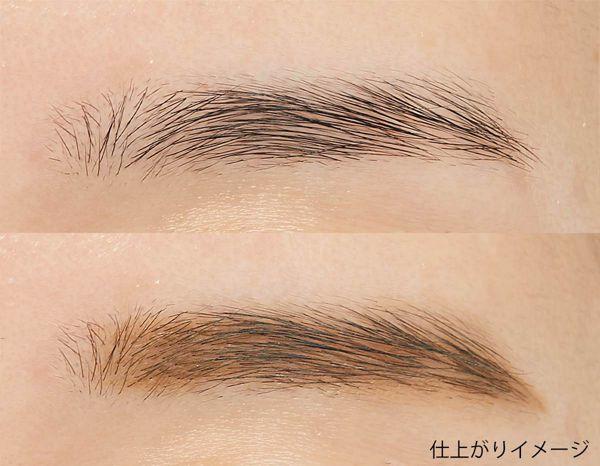 do natural(ドゥーナチュラル)『スタイリング アイブロー ペンシル BR02 ライトブラウン』の使用感をレポに関する画像8