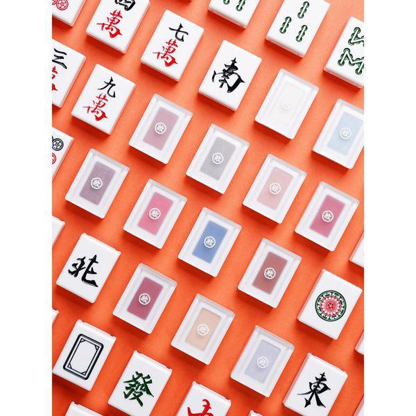 和粧『麻雀アイシャドウ 菊』の使用感をレポに関する画像1