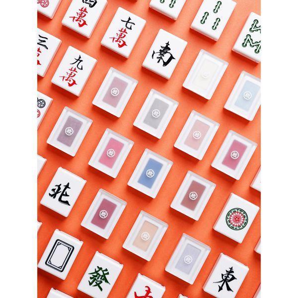 和粧『麻雀アイシャドウ 一萬』の使用感をレポに関する画像1