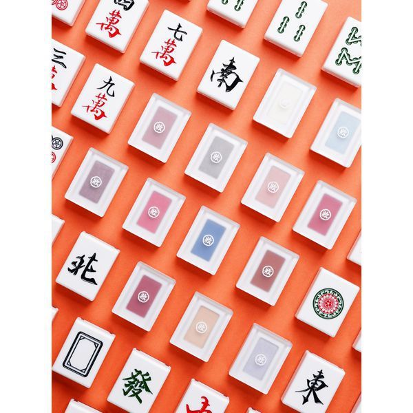和粧『麻雀アイシャドウ 九索』の使用感をレポ!に関する画像1