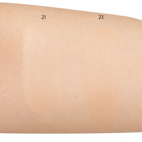 AGE 20's(エイジ 20's)『エッセンス カバー パクト オリジナル 23号 ホワイトラテ』の使用感をレポに関する画像7