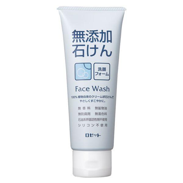ROSETTE(ロゼット)『無添加石けん洗顔フォーム』をレポ!に関する画像1