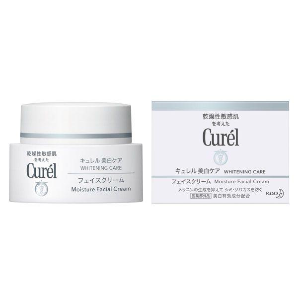 Curél(キュレル)『キュレル 美白ケア フェイスクリーム』の使用感をレポ!に関する画像15