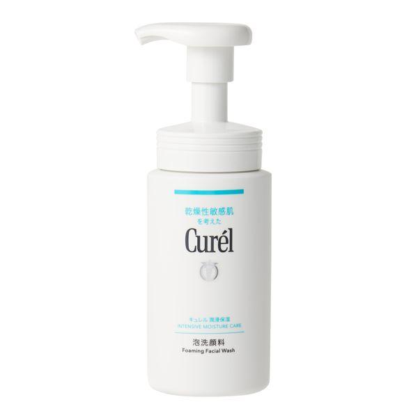 Curél(キュレル)『キュレル 潤浸保湿 泡洗顔料』の使用感をレポに関する画像4