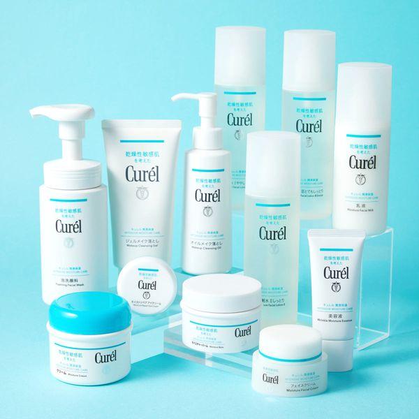 Curél(キュレル)『キュレル 潤浸保湿 泡洗顔料』の使用感をレポに関する画像1