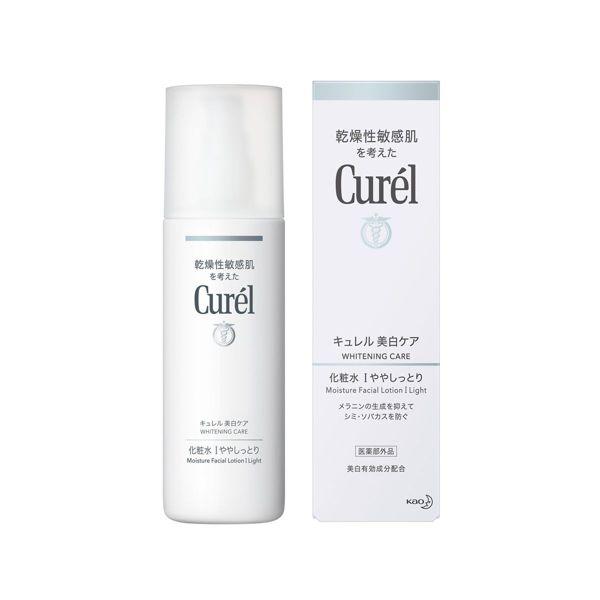 Curél(キュレル)『キュレル 美白ケア 化粧水 Ⅰ ややしっとり』の使用感をレポに関する画像4
