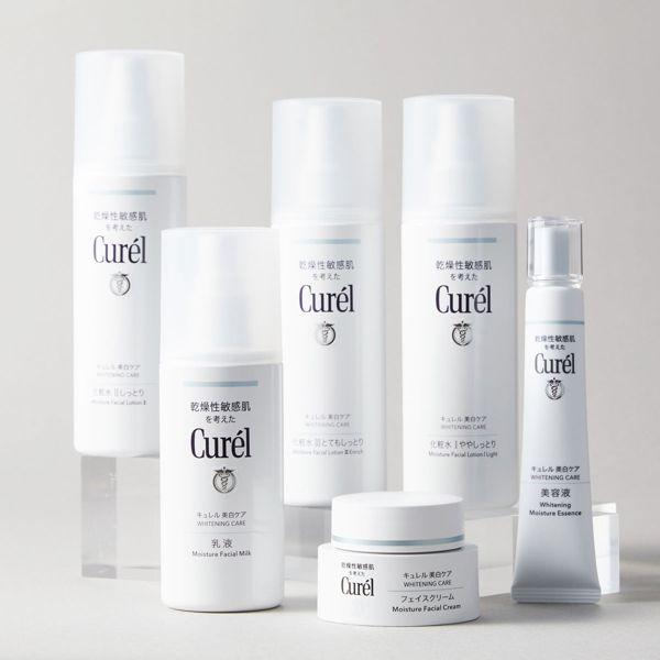 Curél(キュレル)『キュレル 美白ケア 化粧水 Ⅱ しっとり』の使用感をレポに関する画像1