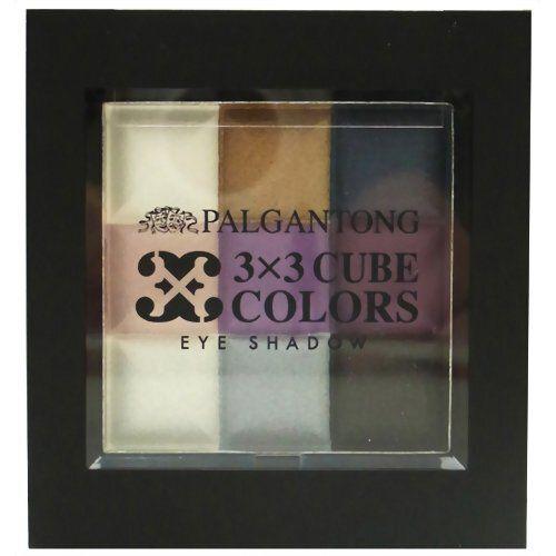 palgantong(パルガントン)『スリーバイスリーキューブカラーズ スモーキー&バイオレット』をレポ!に関する画像1