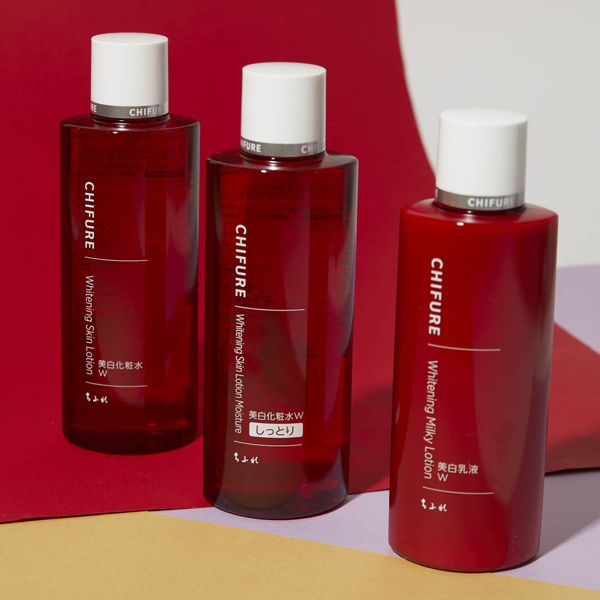 ちふれ『美白化粧水 W』の使用感をレポに関する画像1