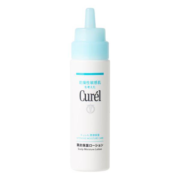 敏感な頭皮にうるおいを! Curél(キュレル)『キュレル 頭皮保湿ローション』の使用感をレポに関する画像10