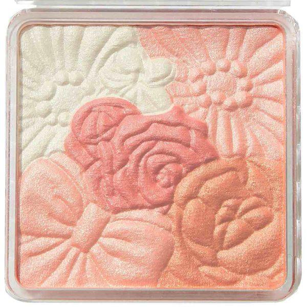 華やかで花束のようなCANMAKE(キャンメイク)『グロウフルール チークス 03 フェアリーオレンジフルール』をご紹介に関する画像14