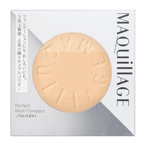 MAQuillAGE(マキアージュ)『パーフェクト マルチコンパクト 22』の使用感をレポ!に関する画像1