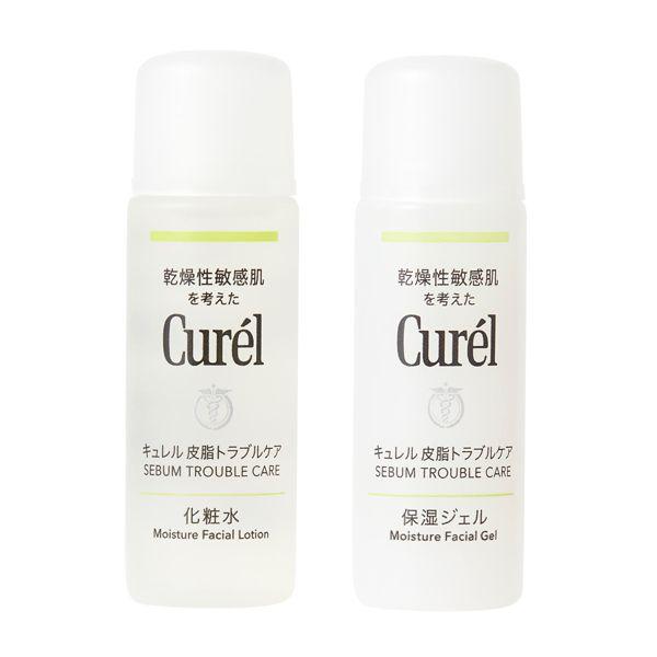 Curél(キュレル)『キュレル 皮脂トラブルケア ミニセット』の使用感をレポ!に関する画像4