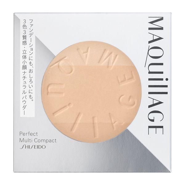 MAQuillAGE(マキアージュ)『パーフェクト マルチコンパクト 11』の使用感をレポ!に関する画像1