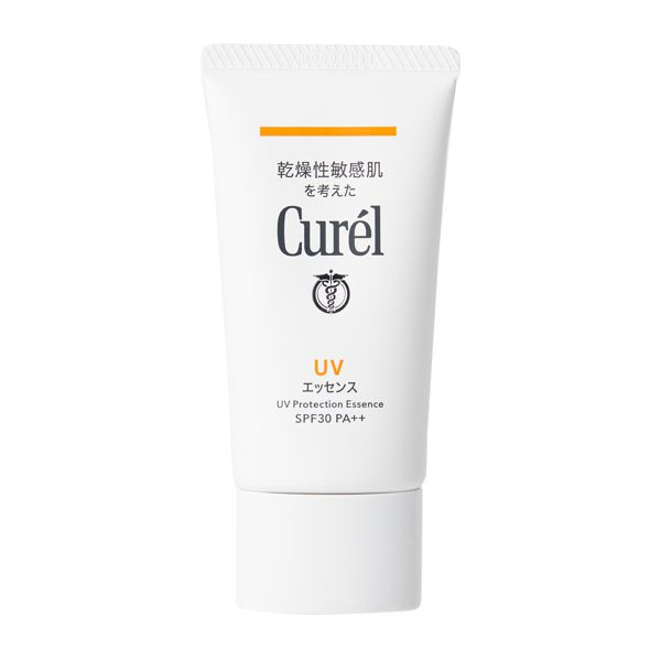 乾燥性敏感肌のためのUVケア。CurelのUVエッセンスをご紹介に関する画像10