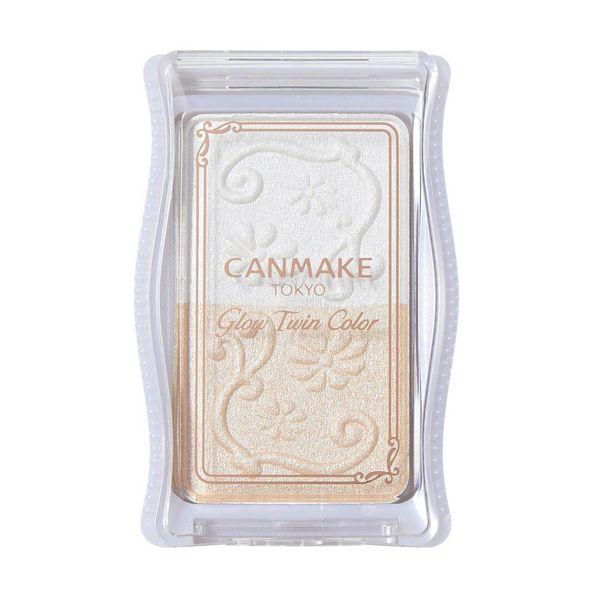くすみをカバーしてくれるCANMAKE(キャンメイク)『グロウツインカラー 01 ホワイトベージュ』をご紹介に関する画像4