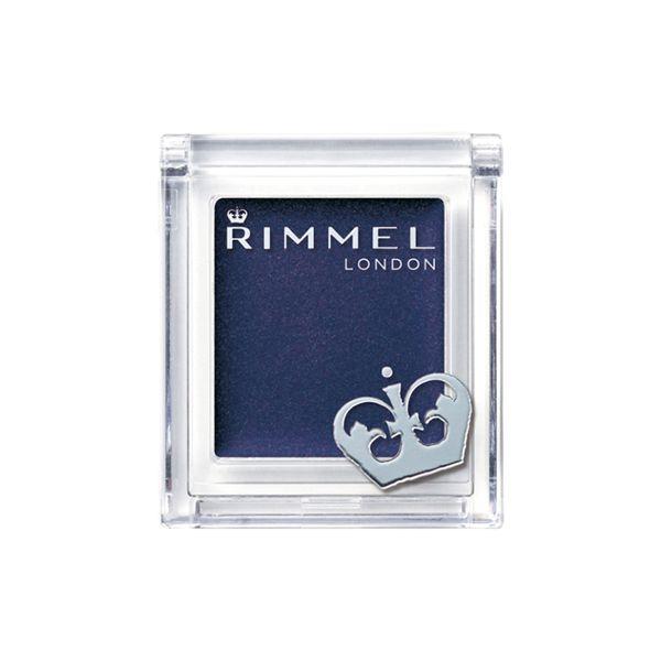 RIMMEL(リンメル)『プリズム クリームアイカラー 008 ネイビーブルー』の使用感をレポに関する画像1