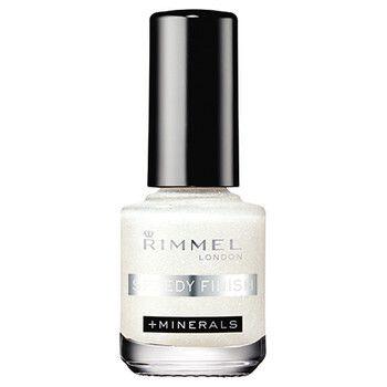 甘い透明感のある白さRIMMEL(リンメル)『スピーディ フィニッシュ 018 ジャスミンホワイト』をご紹介に関する画像1