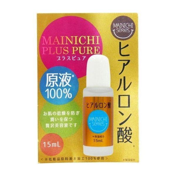 保湿にすぐれたヒアルロン酸が豊富! MAINICHI(マイニチ)『MAINICHI プラスピュアHY』をレポに関する画像1