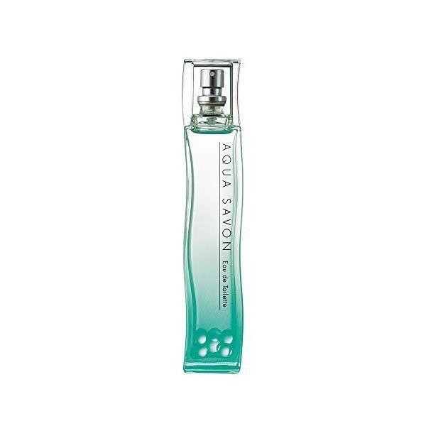 アクアシャボン『アクア シャボン エメラルドソープの香り オードトワレ』をご紹介に関する画像1