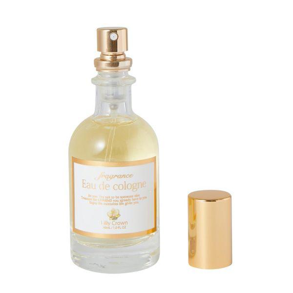 ワンプッシュでやさしく香るFERNANDA(フェルナンダ)『オーデコロン リリークラウン』をご紹介に関する画像1
