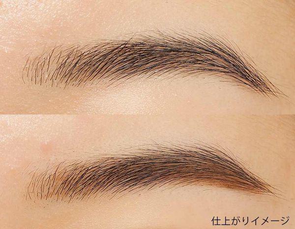 CEZANNE(セザンヌ)『ブラシ付 アイブロウ オリーブブラウン』の使用感をレポ!に関する画像8