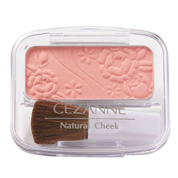CEZANNE(セザンヌ)『ナチュラル チークN 12 コーラル ピンク』の使用感をレポ!に関する画像4