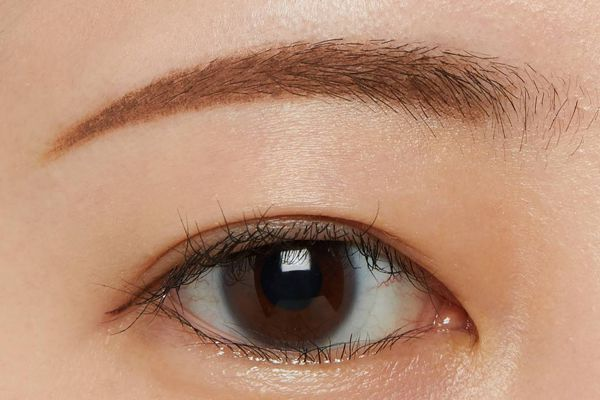 ナチュラル眉毛がこれ一本で!インテグレート『アイブローペンシル N BR666 ダークブラウン』をご紹介!に関する画像11