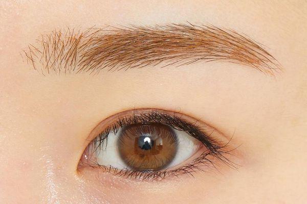 しっかり発色して垢抜け眉に。HEAVY ROTATION(ヘビーローテーション)『カラーリングアイブロウ R05 ライトブラウン』の使用感をレポ!に関する画像8