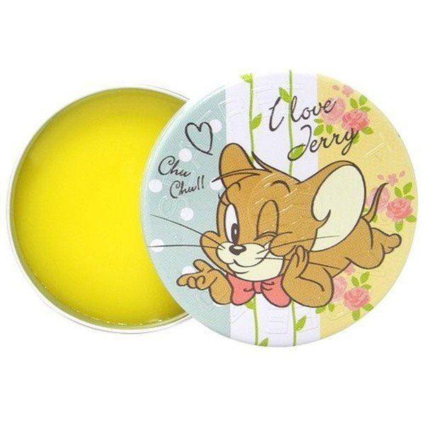 かわいい缶入りでハチミツの香り♡ SeaTree(シーツリー)『リップバーム 05 TOM&JERRY』をご紹介に関する画像1