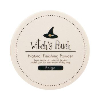 さらさらした仕上がりが続くWitch's Pouch(ウィッチズポーチ)『ナチュラル フィニッシング パウダー 02 ベージュ』をご紹介に関する画像1