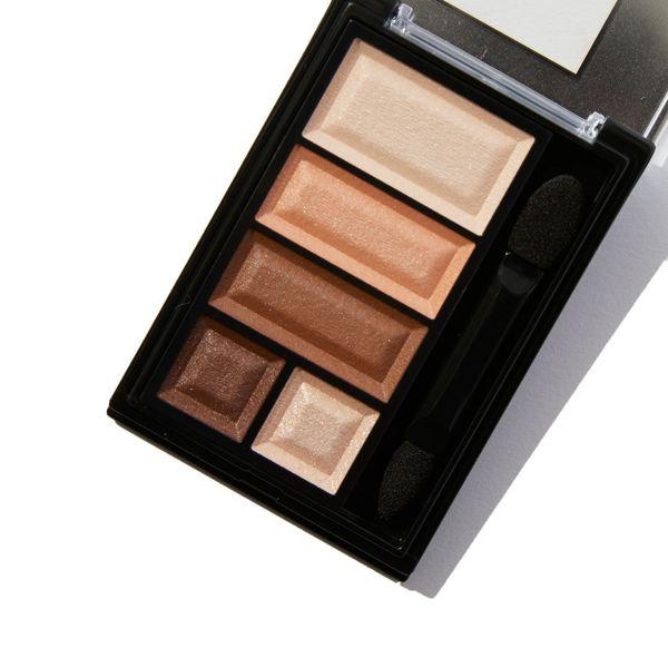 リンメル『ショコラスウィート アイズ ソフトマット 002 フレッシュな色合いのマンゴーショコラ』の使用感をレポに関する画像11
