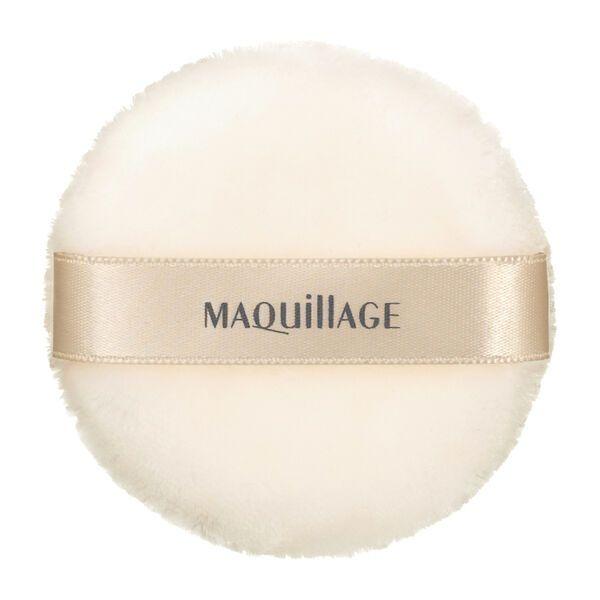 MAQuillAGE(マキアージュ)『ドラマティックルースパウダー用パフ』の使用感をレポに関する画像1