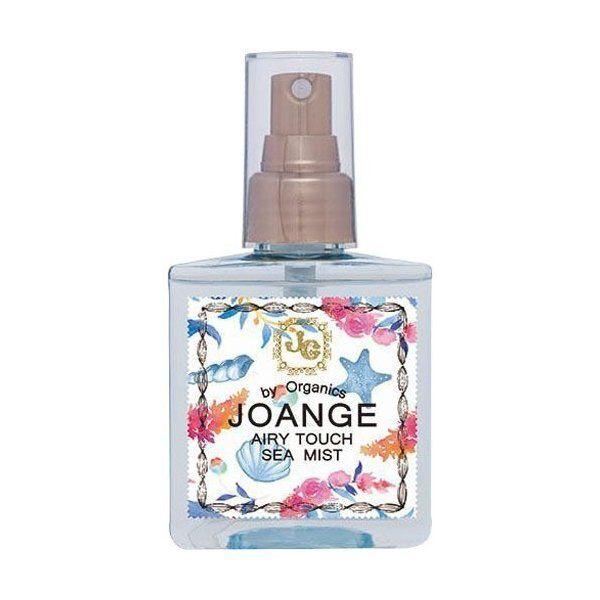 ふわっとさわやかに香る、JOANGE(ジョアンジュ)『オーガニック エアリータッチシーミスト』の使用感をレポに関する画像1