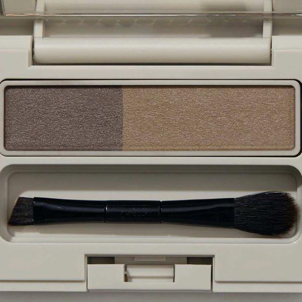 2色のパウダーで自然な立体感を演出!naturaglace(ナチュラグラッセ)『アイブロウパウダー 02 ミディアムブラウン』をご紹介に関する画像7