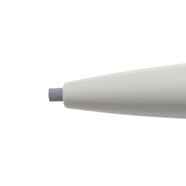 ナチュラグラッセ『アイブロウペンシル 01 オリーブグレー』の使用感をレポに関する画像6