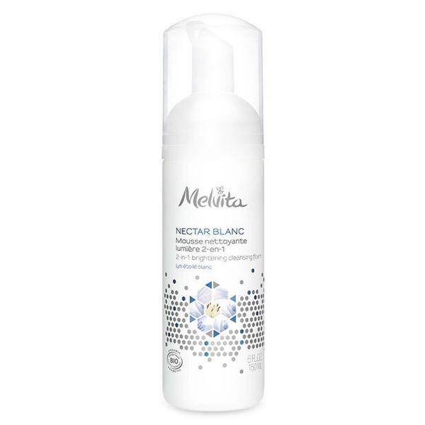 濃密泡洗顔で角質を落とすMelvita(メルヴィータ)『ネクターブラン ホイップウォッシュ』をご紹介に関する画像1