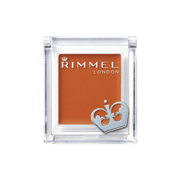 エネルギッシュカラーREMMEL(リンメル)『プリズム クリームアイカラー 009 情熱的な印象のオレンジブラウン』をご紹介に関する画像1
